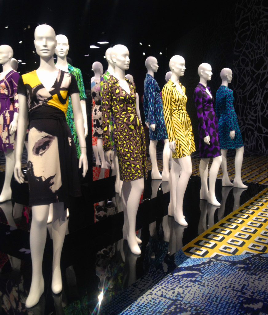DVF - Journey of a Dress - LACMA