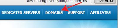 Host Gator Domains